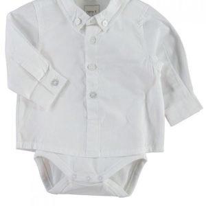Name It Newborn Nitsander Ls Shirt Kaulusbody