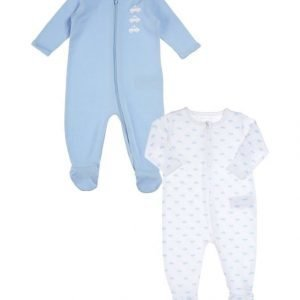 Name It Nitnightsuit Yöpuku 2 Pack