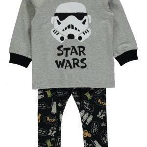 Name It Nitstarwars Alfie Mini Poikien Pyjama