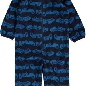 Name It Potkupuku Fleece Dress Blues