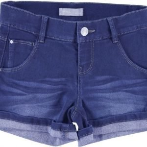 Name it Farkkushortsit Siri Kids Medium Blue Denim
