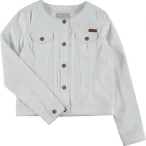Name it Farkkutakki Staranka Kids White Denim