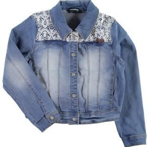 Name it Farkkutakki Staranna Kids Light Blue Denim