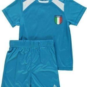 Name it Jalkapallosetti T-paita ja shortsit Italia