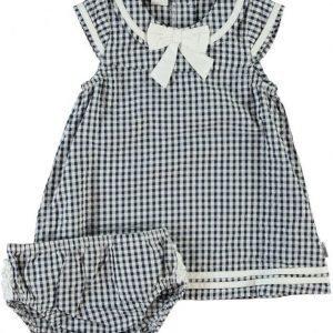 Name it Mekko ja pöksyt Hazel Newborn Dress blues