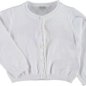 Name it Neuletakki Lyhyt Vamina Mini Bright White