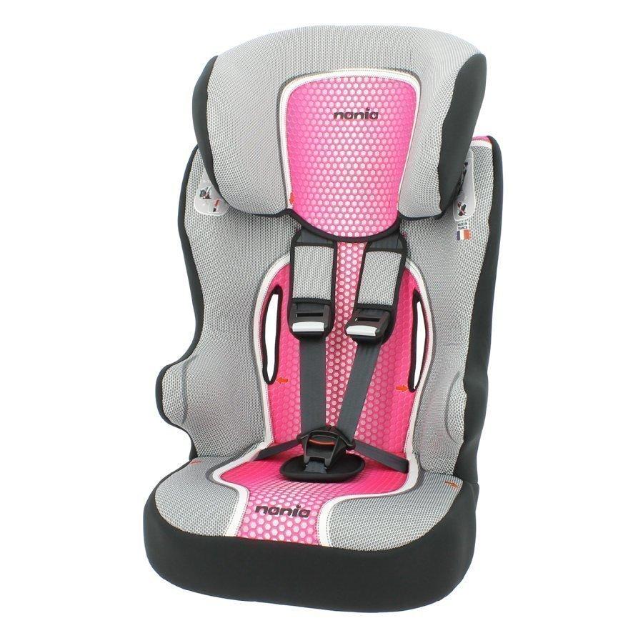 Nania Racer Sp Pop Pink Turvaistuin