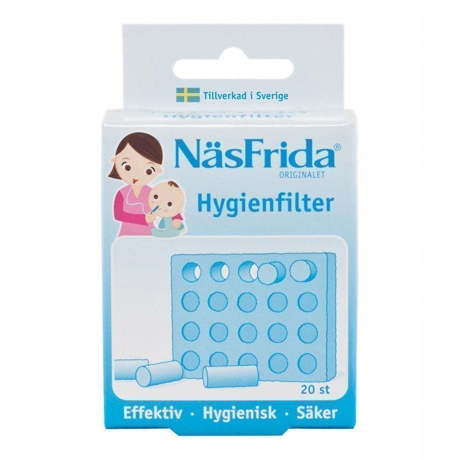 Nasfrida Hygienefilter Vauvan Kylvetystarvike