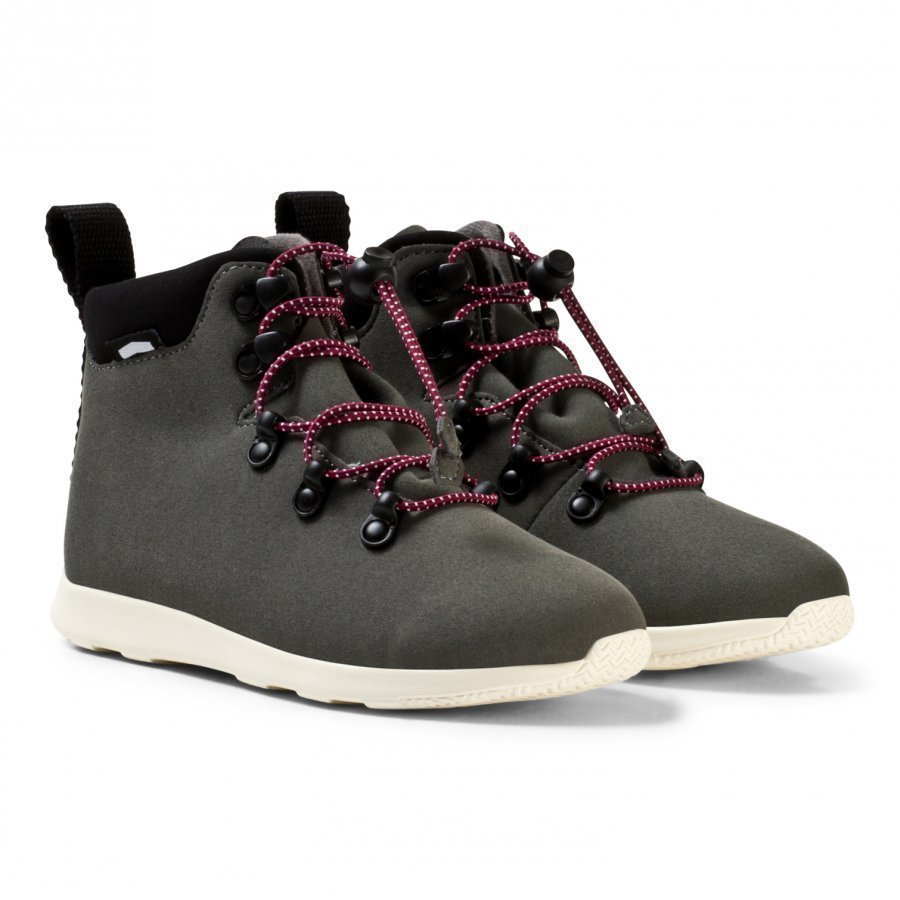 Native Grey Apex Water Repellent Boots Nilkkurit