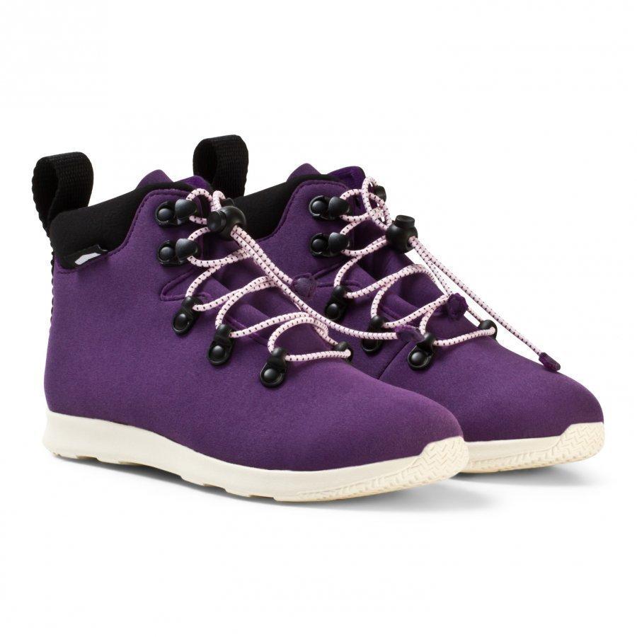 Native Purple Apex Water Repellent Boots Nilkkurit