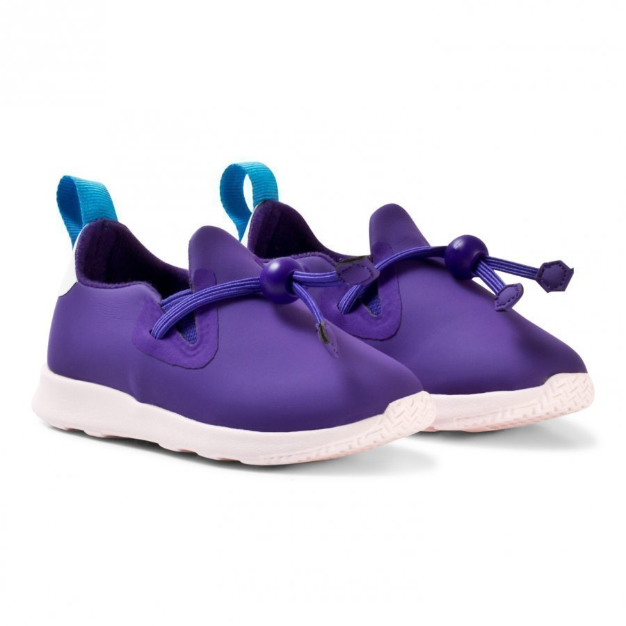 Native Purple Apollo Moc Water Repellent Trainers Lenkkarit