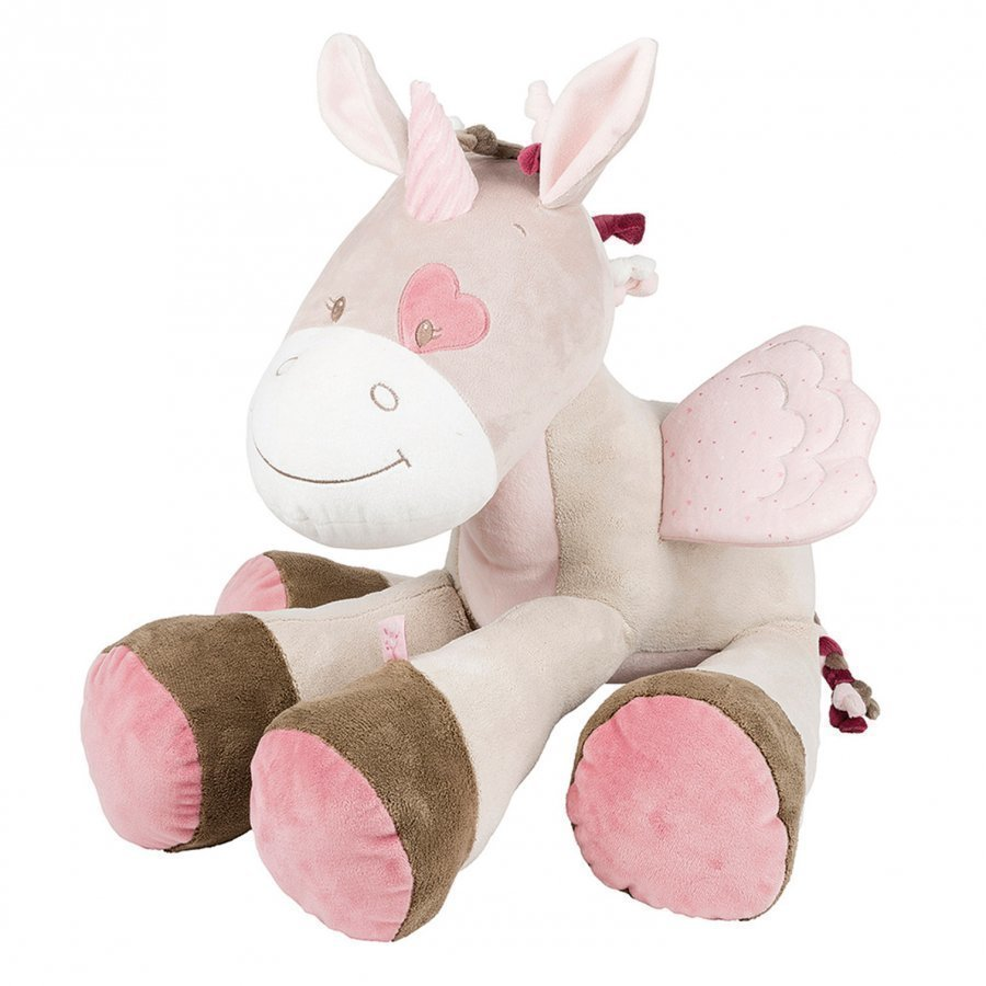 Nattou Cuddly 75 Cm Jade The Unicorn Pehmolelu