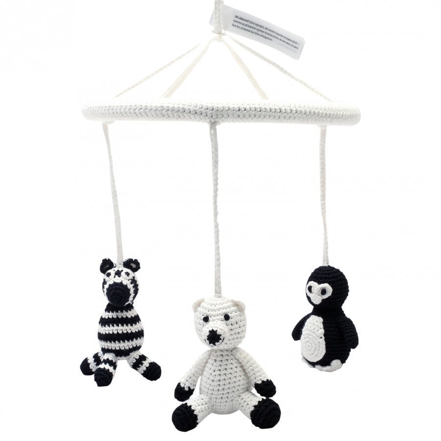 Naturezoo Mobil Penguin Polar Bear Zebra Mobile