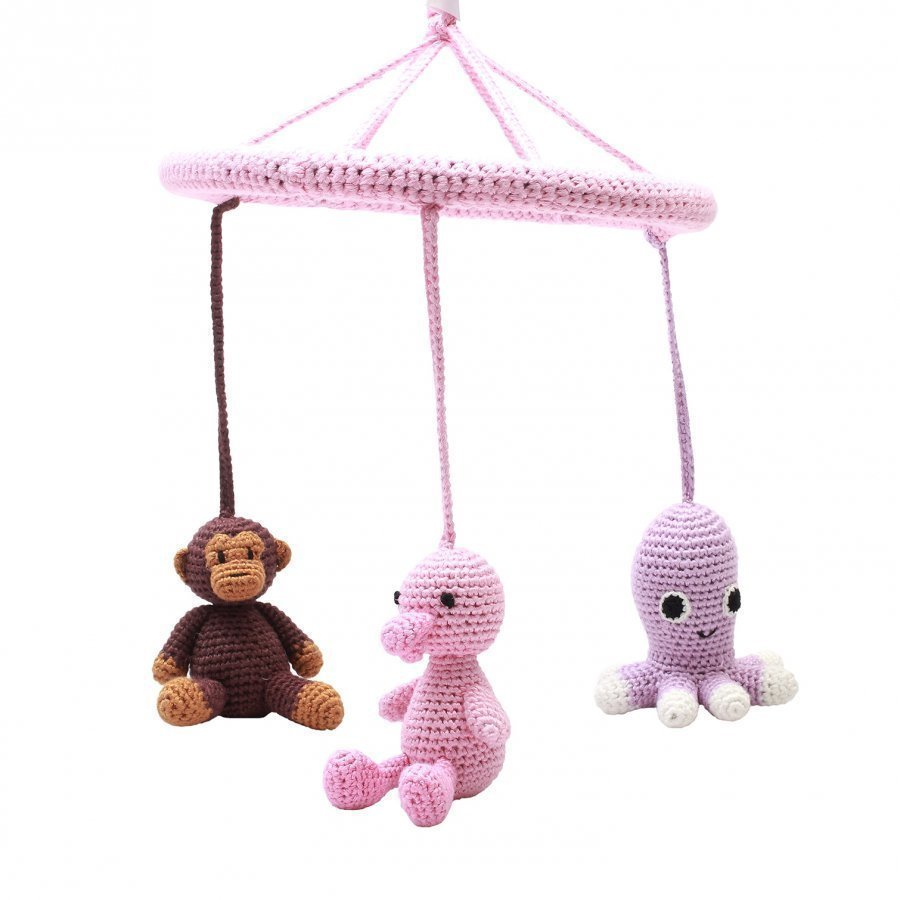 Naturezoo Mobile Duck Monkey Octopus Mobile