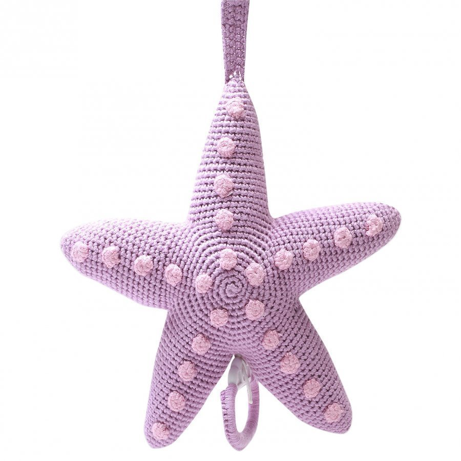 Naturezoo Musical Toy Miss Sea Star Aktiviteettilelu