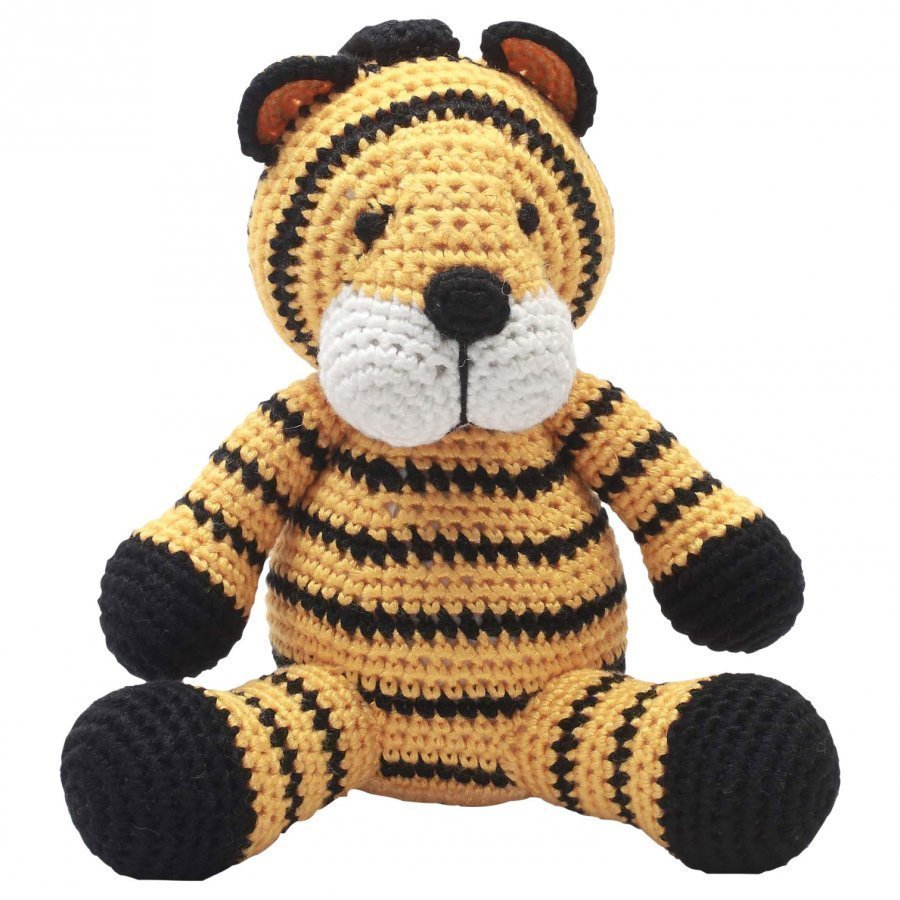 Naturezoo Musical Toy Mr Tiger Aktiviteettilelu