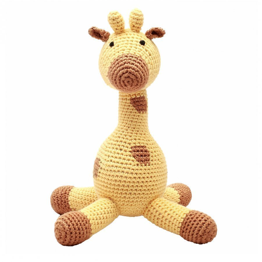 Naturezoo Plush Mr Giraffe Aktiviteettilelu