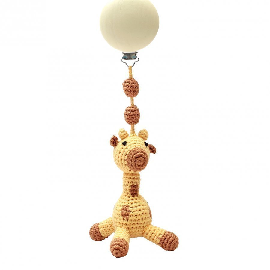 Naturezoo Pram Toy Mr Giraffe Aktiviteettilelu