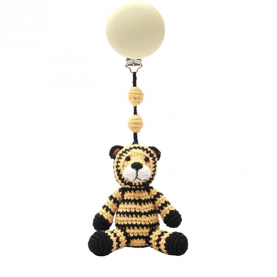 Naturezoo Pram Toy Mr Tiger Aktiviteettilelu