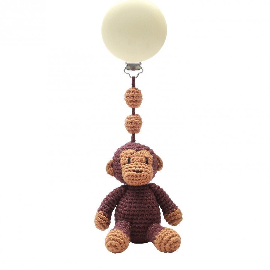 Naturezoo Pram Toy Teddy Aktiviteettilelu