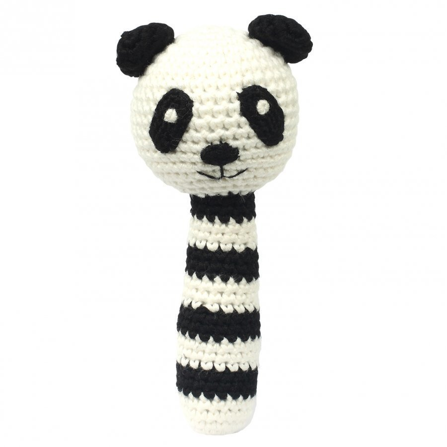 Naturezoo Sir Panda Rattle Stick Helistin