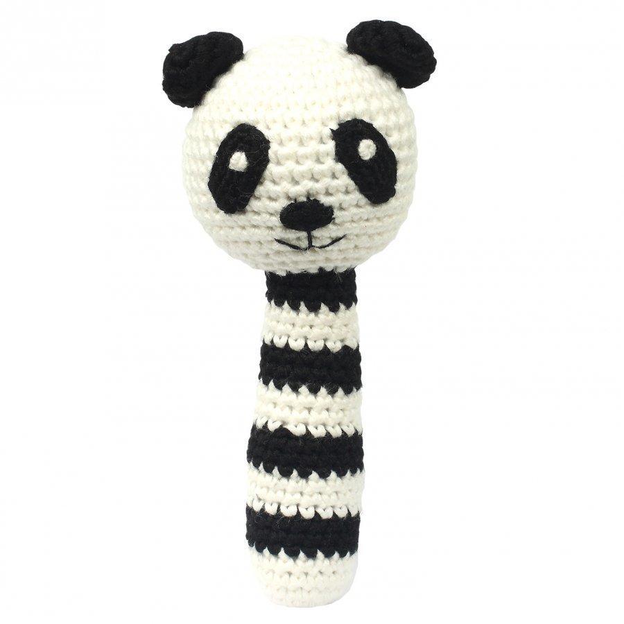 Naturezoo Sir Panda Rattle Stick Helistin