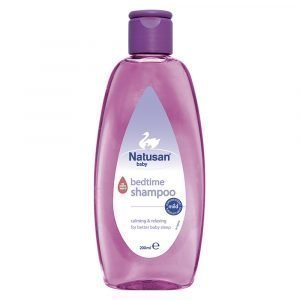 Natusan Baby Bedtime Shampoo 200 Ml