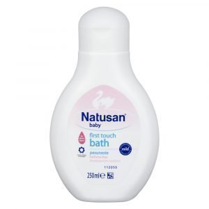 Natusan Baby First Touch Bath Pesuneste 250 Ml