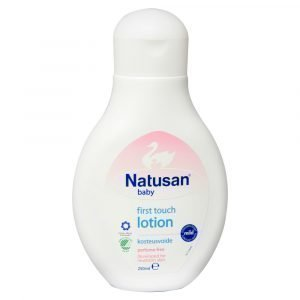 Natusan Baby First Touch Kosteusvoide 250 Ml