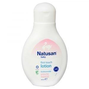 Natusan Baby First Touch Kosteusvoide 250 Ml