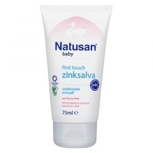 Natusan Baby First Touch Sinkkivoide 75 Ml