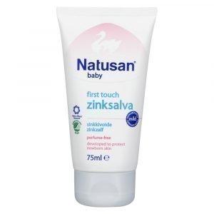Natusan Baby First Touch Sinkkivoide 75 Ml