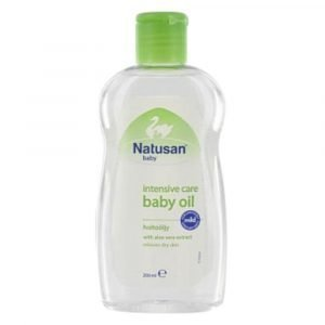 Natusan Baby Intensive Care Hoitoöljy 200 Ml