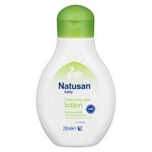 Natusan Baby Intensive Care Kosteusvoide 250 Ml