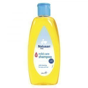Natusan Baby Mild Care Shampoo 200 Ml