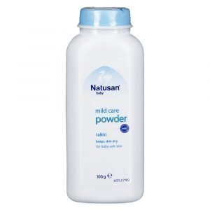 Natusan Baby Mild Care Talkki 100 G