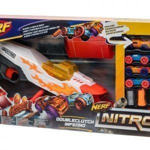Nerf Guns Nitro Doubleclutch Inferno