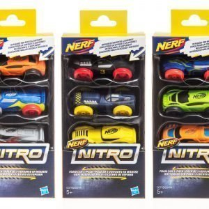 Nerf Guns Nitro Foam Car 3 Autoa