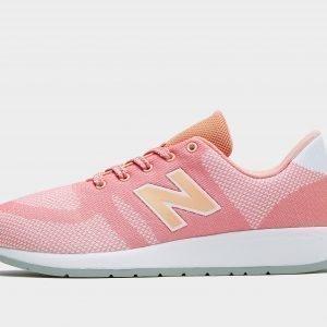 New Balance 420 Weave Vaaleanpunainen