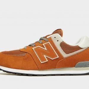 New Balance 574 Oranssi