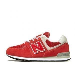 New Balance 574 Punainen