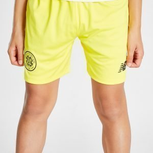New Balance Celtic 2018/19 Home Gk Shortsit Keltainen