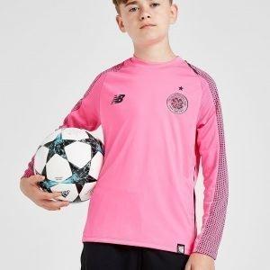 New Balance Celtic 2018/19 Maalivahdin Vieraspelipaita Vaaleanpunainen