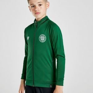 New Balance Celtic Fc 2018/19 Presentation Jacket Vihreä