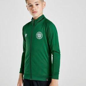 New Balance Celtic Fc 2018/19 Presentation Jacket Vihreä