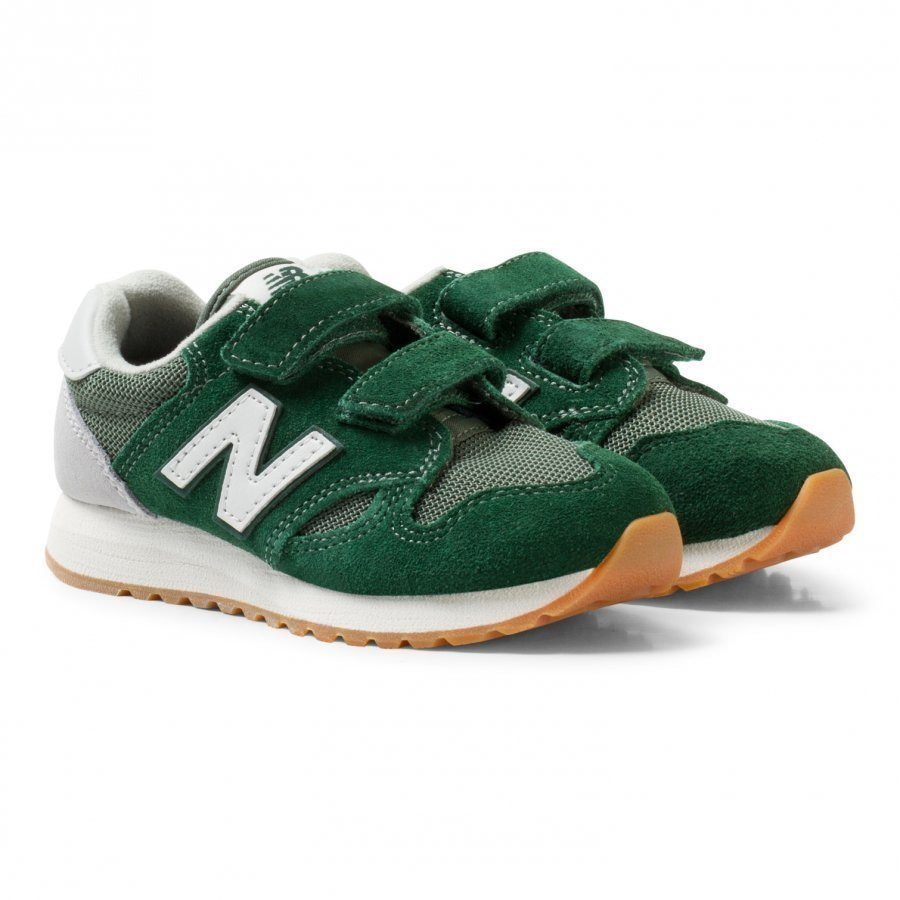New Balance Green And White 520 Sneakers Lenkkarit