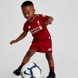 New Balance Liverpool Fc 2018 Home Kit Ennakkotilaus Punainen