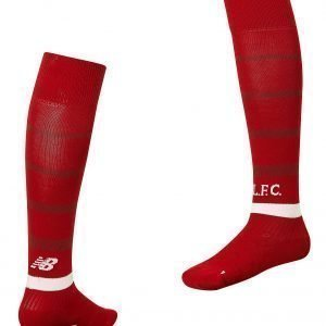 New Balance Liverpool Fc 2018 Home Socks Punainen