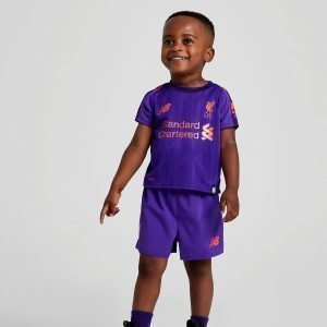 New Balance Liverpool Fc 2018/19 Away Peliasu Violetti