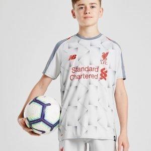 New Balance Liverpool Fc 2018/19 Kolmas Paita Valkoinen